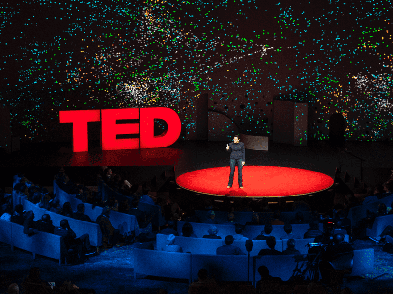 TED logo - TED masterclass
